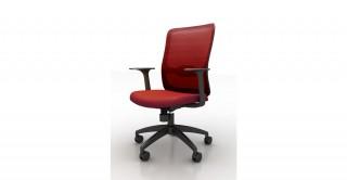 Carl Chair Red