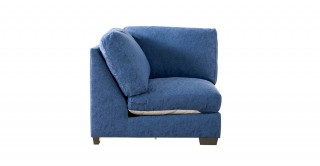 Miami Corner Part Sofa Dark Blue