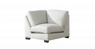 Miami Corner Part Sofa Off White