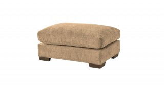 Miami Pouf Light Brown