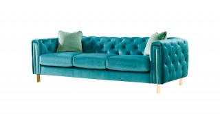 Lisbon 3 Seater Sofa