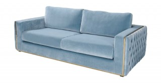 Sydney 3 Seater Sofa - Blue