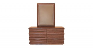 Laverin Dresser With Mirror