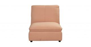 Oslo 1 Seater Sofa Pink