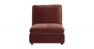 Oslo 1 Seater Sofa Purple