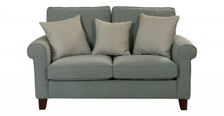 Roswell 2 Seater Sofa Green