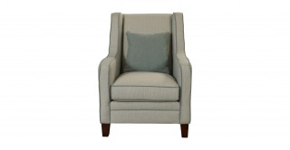 Roswell 1 Seater Sofa Green