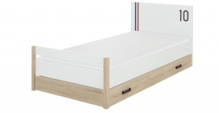 Kyllian Kids Bed+Pullout