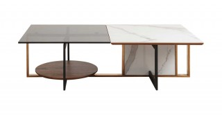 Colby Ceramic Coffee Table