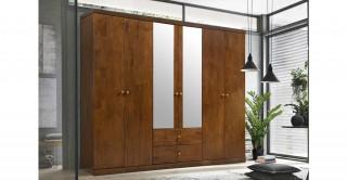 Cayman 6 Door Wardrobe