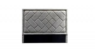 Tetris Headboard 140X200 Light Grey