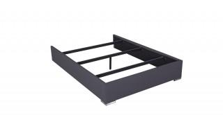 Bed Base 140X200 Dark Grey
