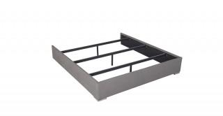 Bed Base 180X200 Light Grey