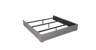 Bed Base 200X200 Light Grey