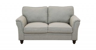 Burgas 2 Seater Sofa, Light Grey