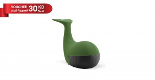 Dolphin Chair Green/Grey