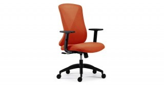 Butterfly Chair Orange