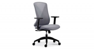 Butterfly Chair Grey