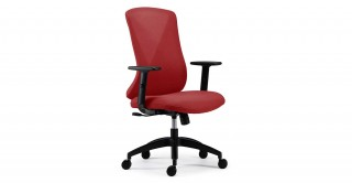 Butterfly Chair Red