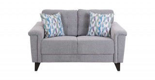 Queenstown 2 Seater Sofa Grey