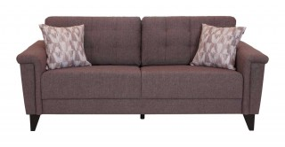 Queenstown 3 Seater Sofa Brown