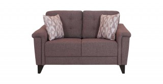 Queenstown 2 Seater Sofa Brown