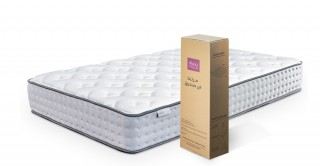 Pocket Spring 140 X 200 X 26 Spring Mattress