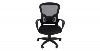 Karlis Office Chair Black