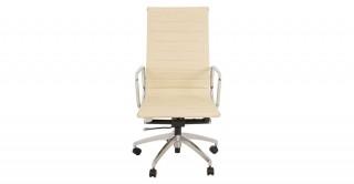 Marcia Office Chair Beige