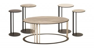 Lucca Coffee Table & 4 End Table
