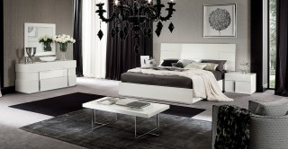 Canova Bedroom Set With Chest of Drawers