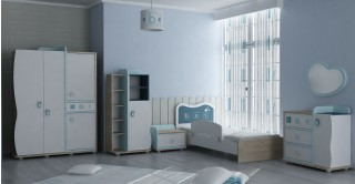 Little Boy Kids Bedroom Set