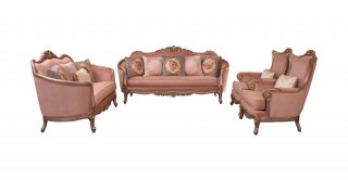 Monte Vista Sofa Set 3+2+1+1