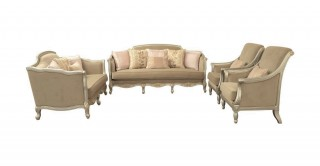 Cordoba Sofa Set 3+2+1+1