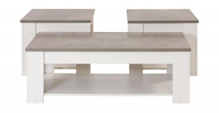 Arkin Coffee Table & 2 End Table