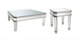Reed Coffee Table & End Table Set