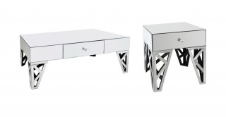 Soren Coffee Table + 2 End Tables Set