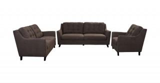 Bianca Grey Sofa Set