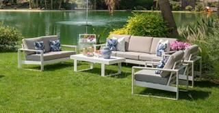Brenta Sofa Set With Coffee Table