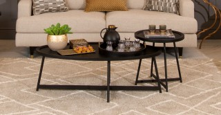 Wagner Coffee Table & 2 End Table