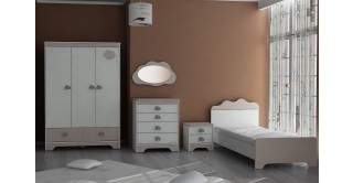Cloud  Kids Bedroom Set