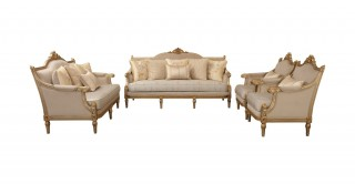 Reeves Sofa Set 3+2+1+1
