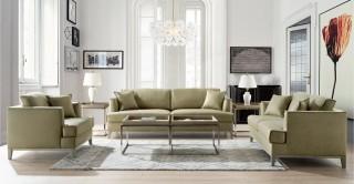 Hanoi  Sofa Set Beige
