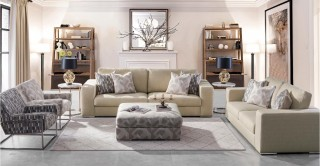 Mellbourne Sofa Set
