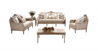 Concord Sofa Set 3+2+1+1 with Tables