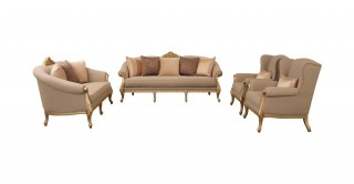 Marcus Sofa Set 3+2+1+1