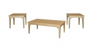 Prague Coffee Table & 2 End Table