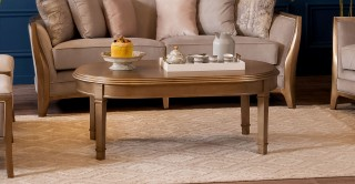 Budapest Coffee Table & 2 End Table