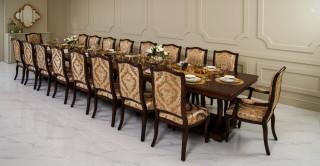Grand Coban Dining Set