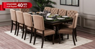 Tivoli Dining Set